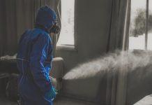 Nebulizzatore per sanificazione