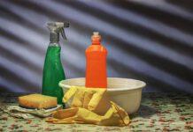 disinfettare casa
